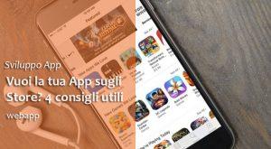 Creare un'App | Cosa Fare