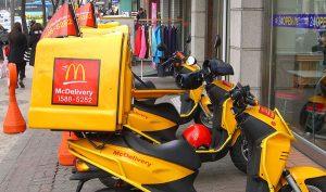 Consegna a Domicilio | McDelivery a Milano