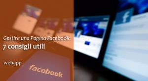 Gestire una Pagina Facebook