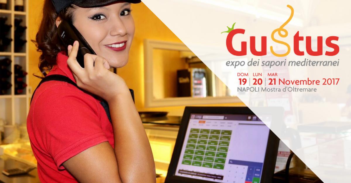 Software Asporto | Partecipazione Gustus con Food Delivery