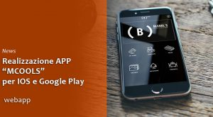 app mccools webapp fidelizzazione