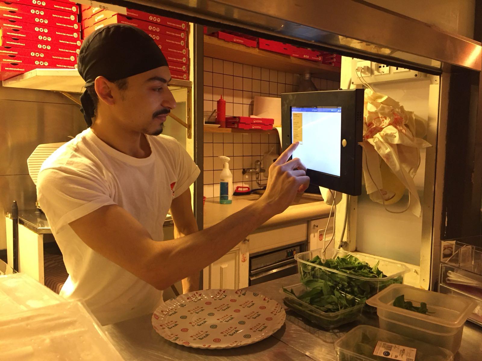 App per cucine: Pluto Kitchen per la gestione degli ordini