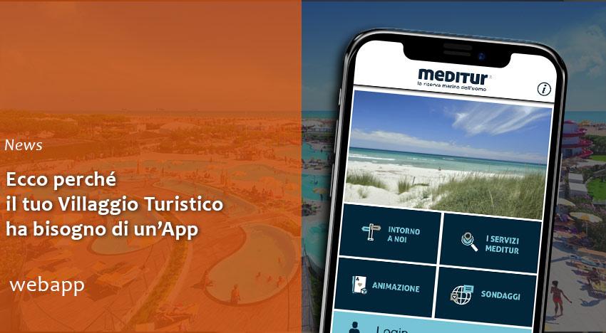 Ecco perché il tuo Villaggio Turistico ha bisogno di un'App