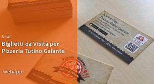 biglietti da visita per pizzeria tutino galante napoli da webapp fidelizzazione