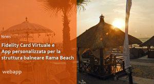 fidelity-card-virtuale-app-personalizzata-struttura-balneare-rama-beach-varcaturo-napoli